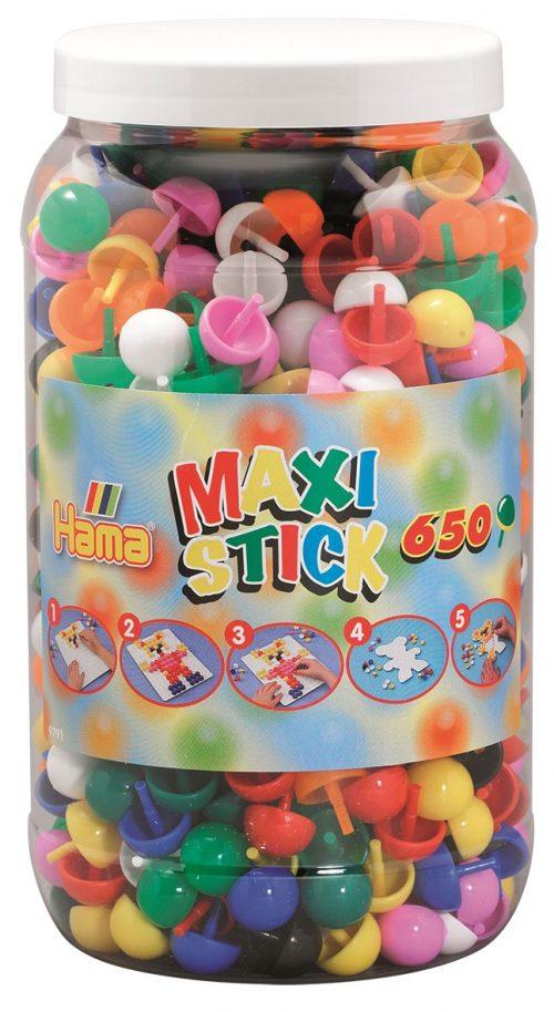 Dose mit Maxi Sticks